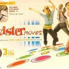 Milton Bradley Twister Moves Jesse McCartney