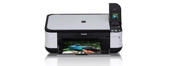 New Canon PIXMA MP480 Photo All-In-One Printer NIB