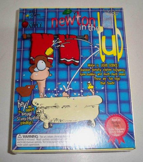 Vintage Wild Goose Co. 1997 Newton in the Tub Game MIB