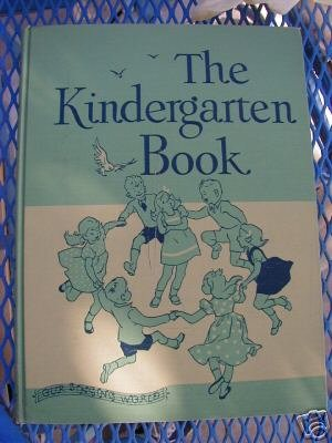Vintage 1950s Songs from The Kindergarten Book Ginn & Co. Our Singing World Album K-A 78s