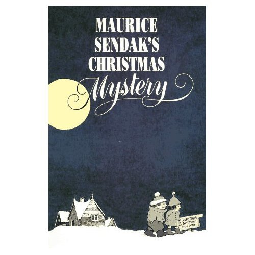 1995 Maurice Sendak's Christmas Mystery with Puzzle