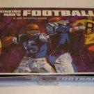 Vintage 3M 1969 Thinking Man's Football Game