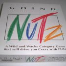 Vintage 1993 Game Works Going Nutz Board Game