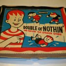 Vintage 1959 Remco Double or Nothin' The Follow the Leader Game