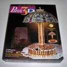 Puzz 3D Wrebbit Item # P3D-7502 Tiffany Lamp 295 Pc Puzzle