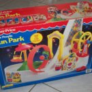 Vintage 1992 Fisher Price Little People Fun Park #2560 MIB
