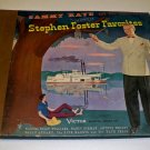 1940s RCA Victor P140 Sammy Kaye and his Orchestra Presents Stephen Foster Favorites Album 78s