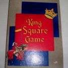 Vintage 1955 Polygon Corp. King Square Game