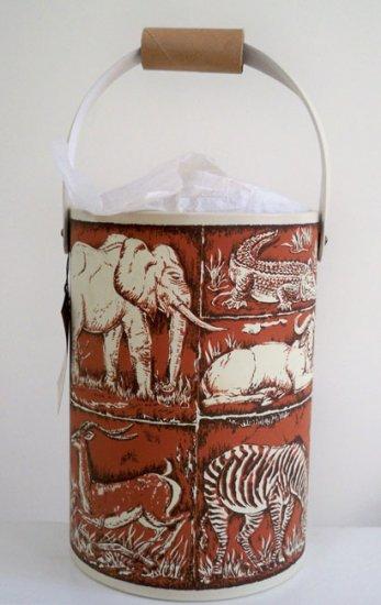 Vintage Georges Briard Ice Bucket MIB