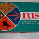 Vintage 1968 Parker Brothers Risk Board Game