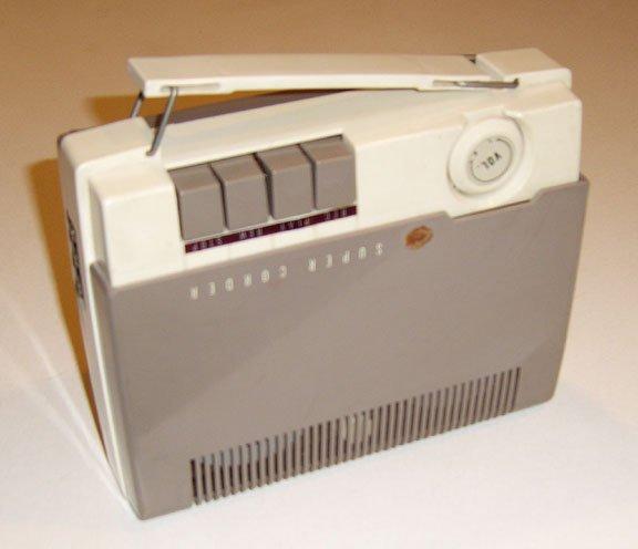 Vintage Ross Mark-75 Super Corder Reel to Reel Tape Recorder MIJ - Parts Repair