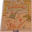 Vintage Gametek 1992 Introducing THE HUMANS PC Game IBM Software
