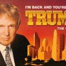 Milton Bradley 2004 Trump: the Game NIB