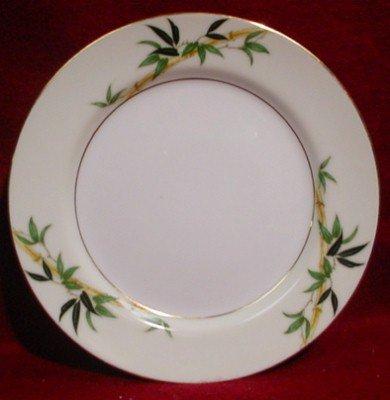 Vintage Kent China Bali Hai Bread Plate MIJ Set of 3