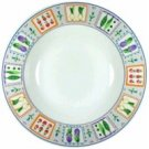 Vintage Mikasa COUNTRY GALLERY Salad Plate - Set of 4