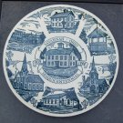 Vintage Kettlesprings Kilns 1968 Sesquicentennial Savannah Ohio Commemorative Plate