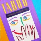 Vintage 1989 Milton Bradley Hersch Taboo Game