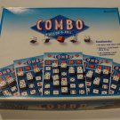 Vintage 1997 Pressman Combo Bingo On-a-Roll Game