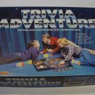 Vintage 1983 Pressman Trivia Adventure Board Game