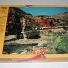Vintage 1993 The Rainbow Works Arizona 500 Piece Puzzle MIB