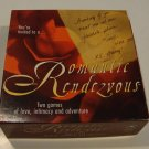 Vintage 1996 Romantic Rendezvous Board Game