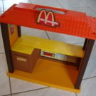 Vintage 1982 Mattel Barbie Loves McDonald's Playset Parts
