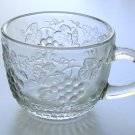Vintage Grapes Punch Cup - Set of 7