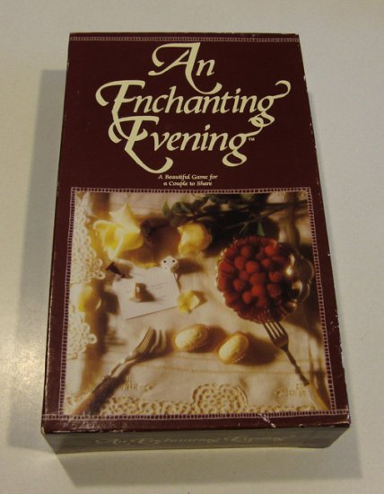 Games Partnership, Ltd. 2001 An Enchanting Evening Board Game