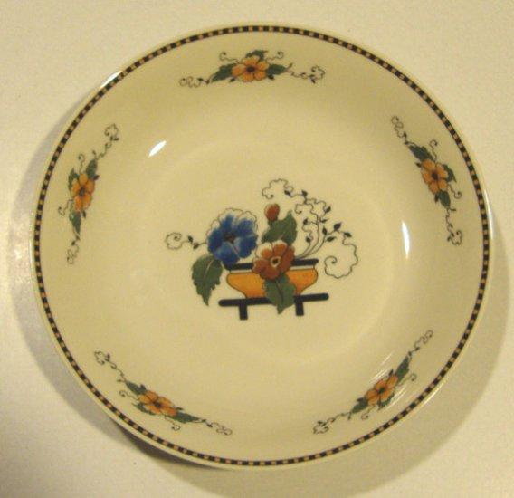 Vintage Syracuse China Old Ivory Chiquita Soup Bowl Set of 2