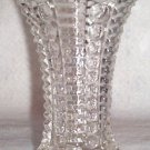 Vintage Anchor Hocking Ball & Rib Clear Bud Vase