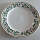 Vintage Gibson GID141 Holly Dinnerplate -  Set of 2