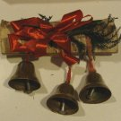 Vintage 1950s Holt Howard Doorway Jingle Bells in Original Box