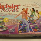 2003 MB Hasbro Twister Moves 3 Music CDs