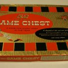Vintage 1957 Transogram A 52 Variety Game Chest