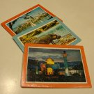 Vintage 1972 Comon Tatar Inc. Mail-A-Puzzle Set of 3 Mint