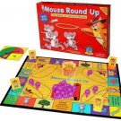2002 University Games Mouse Round Up Board Game