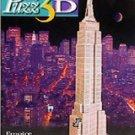 1994 Puzz 3D Wrebbit # P3D-902 Empire State Building - Wrebbit Jigsaw Puzzle 902 Pc Puzzle MIB