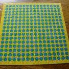 "Vintage 1969 Springbok PZL2033 OpArt Puzzle - Artist Edna Andrade ""YellowFlash"""