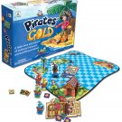 Vintage 2008 Carson Dellosa Pirates' Gold Board Game