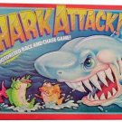 Vintage 1988 Milton Bradley Shark Attack Board Game