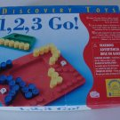 2002 Discovery Toys 1-2-3 Go! Game
