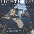 Vintage 1996 Sierra On-Line Windows 95 Lighthouse: The Dark Being CD Software