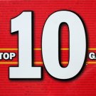 2003 USAopoly The Top 10 Board Game