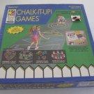 NEW Vintage 1994 Pressman Backyard Games Chalk-It-Up! Game MIB