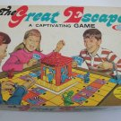 Vintage Ideal 1967 The Great Escape Board Game