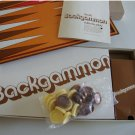 Vintage 1974 Western Publishing Backgammon Game