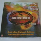 Brand New Mattel 2000 Survivor Board Game The Australian Outback 2nd Edition MIB