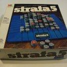 Vintage 1984 Milton Bradley Strata 5 Game
