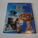 Vintage 1982 E.T. The Extraterrestrial Picture Activity Book