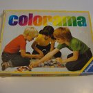 Vintage Ravensburger 1980 Colorama Game